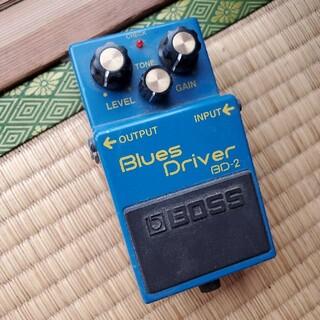 ボス(BOSS)の【エフェクター】bossブルースドライバー ギター(エフェクター)