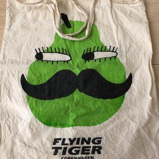 フライングタイガーコペンハーゲン(Flying Tiger Copenhagen)のフライングタイガー ショップ袋 エコバッグ(エコバッグ)