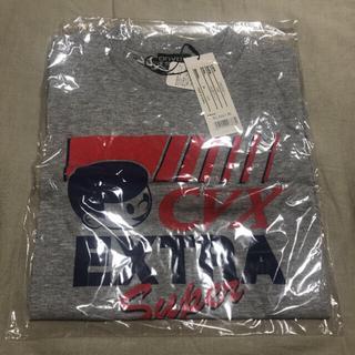 コンベックス(CONVEX)のコンベックス Tシャツ グレー ピザ 140(Tシャツ/カットソー)