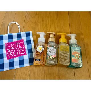 バスアンドボディーワークス(Bath & Body Works)のゆりん様専用 Bath&BodyWorks泡タイプ(ボディソープ/石鹸)