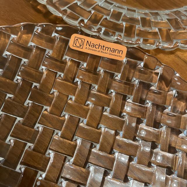 Nachtmann(ナハトマン)のナハトマン 新品 プレート4枚 インテリア/住まい/日用品のキッチン/食器(食器)の商品写真