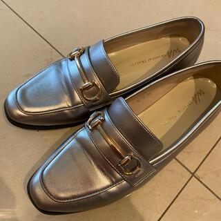 オリエンタルトラフィック(ORiental TRaffic)のオリエンタルトラフィック パンプス シルバー(ローファー/革靴)