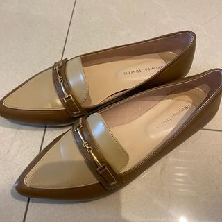オリエンタルトラフィック(ORiental TRaffic)のオリエンタルトラフィック パンプス ブラウン(ローファー/革靴)
