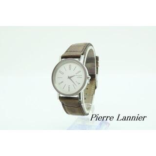 ピエールラニエ(Pierre Lannier)の【W-617】★動作品/電池交換済★ 腕時計 ピエールラニエ(腕時計(アナログ))