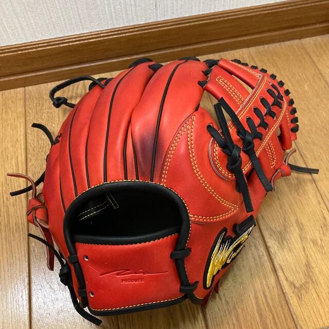 ONYONE(オンヨネ)のIP select 十河モデル オーダー スポーツ/アウトドアの野球(グローブ)の商品写真