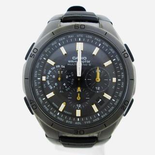 カシオ(CASIO)のカシオ 腕時計 WAVE CEPTOR WVQ-M410 黒(その他)