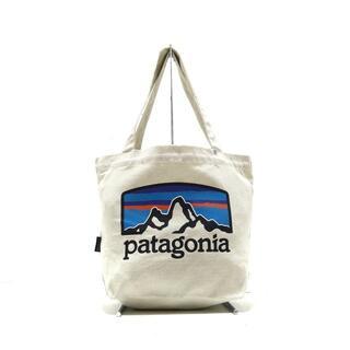 パタゴニア(patagonia)のパタゴニア トートバッグ美品  -(トートバッグ)