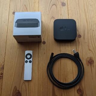 アップル(Apple)のapple TV 第3世代(テレビ)