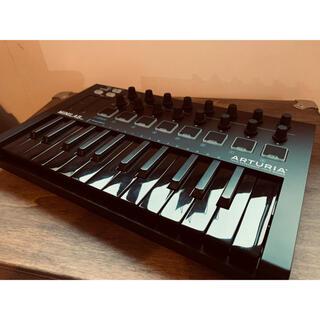 Arturia MINILAB mk2 Black Edition 美品(MIDIコントローラー)