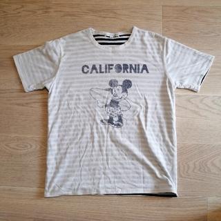 ミッキーマウス(ミッキーマウス)の値下げしました。ミッキーマウス Tシャツ(Tシャツ/カットソー(半袖/袖なし))