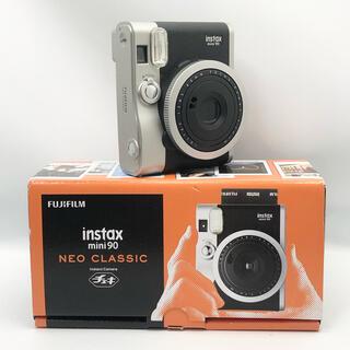 富士フイルム - FUJIFILM インスタントカメラ チェキ instax mini 90