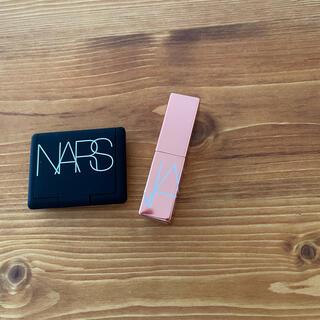ナーズ(NARS)のNARS ブラッシュ アフターグロー リップバーム 【値下げ中】(コフレ/メイクアップセット)