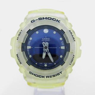 カシオ(CASIO)のカシオ 腕時計美品  G-SHOCK G-100K メンズ(その他)