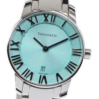 ティファニー(Tiffany & Co.)のティファニー アトラスドーム 63452807 レディース 【中古】(腕時計)