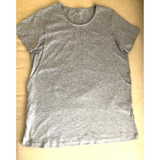 ニシマツヤ(西松屋)の授乳口付き Tシャツ 新品(マタニティトップス)