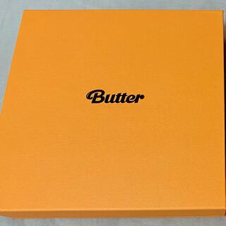 ボウダンショウネンダン(防弾少年団(BTS))のBTS 防弾少年団 Butter CD Cream クリーム(K-POP/アジア)