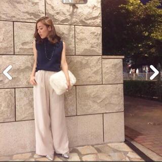 マーキュリーデュオ(MERCURYDUO)のマーキュリー♡エフォーレストワイドパンツ(ミニスカート)