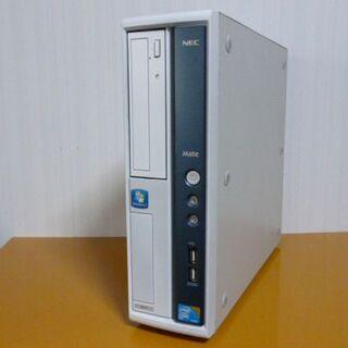 NEC - ☆NECディスクトップ Mate タイプMA MY30A/A-9