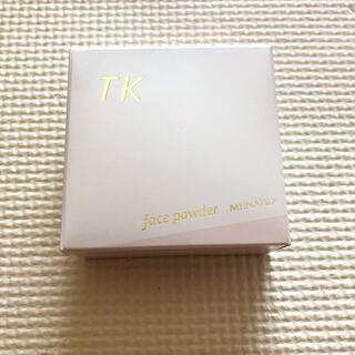 メナード(MENARD)の新品 メナード TK フェイスパウダー(フェイスパウダー)