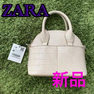 ザラ(ZARA)のZARA  ハンドバッグ 兼 ショルダーバッグ(ショルダーバッグ)