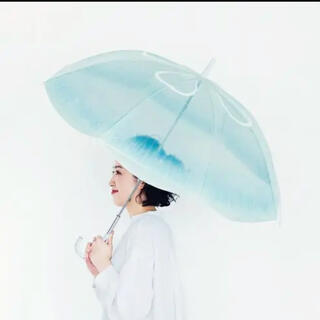 フェリシモ(FELISSIMO)のミズクラゲの傘(傘)