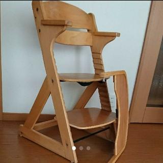 KATOJI - KATOJI★テーブル付き木製ハイチェア