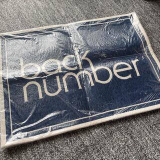 バックナンバー(BACK NUMBER)のback number  ラグマット(ミュージシャン)