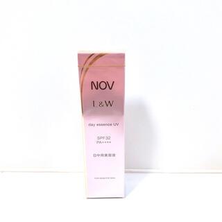 ノブ(NOV)のNOV L&W デイエッセンス(美容液)