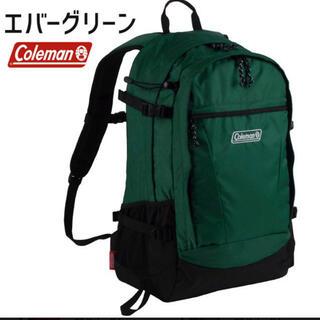 コールマン(Coleman)のかかし様専用★コールマン ウォーカー33 エバーグリーン(バッグパック/リュック)