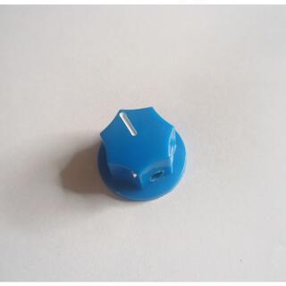 黒2個セット MXR風ノブ 青 BLUE(エフェクター)