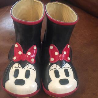 DIANA - ダイアナ、ミニー、ディズニー、レインブーツ、長靴 15センチ