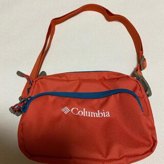 コロンビア(Columbia)の新品 コロンビア ショルダーバッグ オレンジ(ショルダーバッグ)