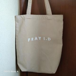 フレイアイディー(FRAY I.D)のFRAY  I. D ショッピングバック(トートバッグ)