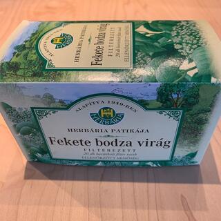 セイカツノキ(生活の木)のエルダーフラワー ハーブティー バラ売り 10個(茶)