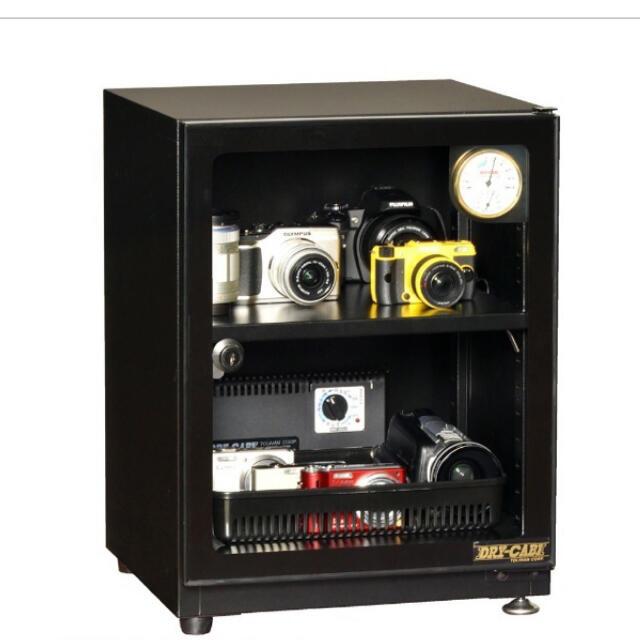 【トーリハン】防湿庫 EC-47-M2 47L スマホ/家電/カメラのカメラ(防湿庫)の商品写真
