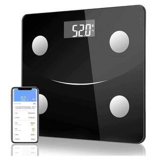 体重計 体組成計 体脂肪計 Bluetooth スマホ対応(体重計/体脂肪計)