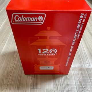 Coleman - コールマン 120thアニバーサリーシーズンズランタン2021