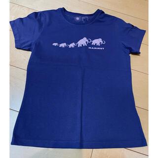 マムート(Mammut)のMAMMUT Tシャツ レディース(Tシャツ(半袖/袖なし))