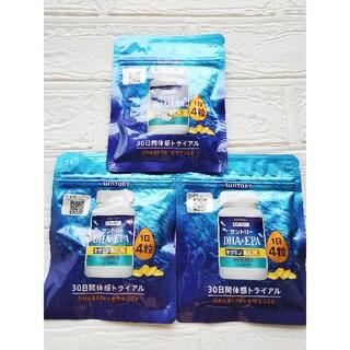 サントリー - サントリー DHA&EPA セサミンEX 120粒×3袋