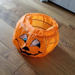 ハロウィン【パンプキン かぼちゃ バケツ】お菓子 入れ (キャラクターグッズ)