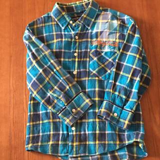 ローリングクレイドル(ROLLING CRADLE)の◆美品◆ ROLLING CRADLE◆イナズマシャツ◆(Tシャツ/カットソー(七分/長袖))