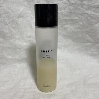 シロ(shiro)のshiro 酒かす化粧水(化粧水/ローション)