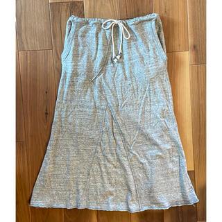 モロコバー(MOROKOBAR)のMOROKO BAR コットン ロングスカート(ロングスカート)
