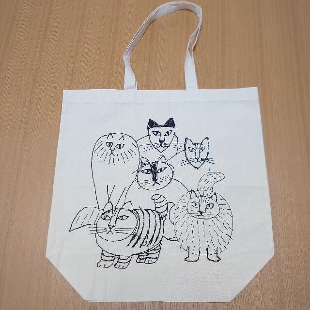 Lisa Larson(リサラーソン)の【リサラーソン】studioCLIP & LISA LARSON レディースのバッグ(エコバッグ)の商品写真