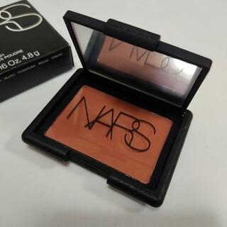 NARS - 新品未使用 NARS ブラッシュ チーク フェイスカラー デパコス ナーズ