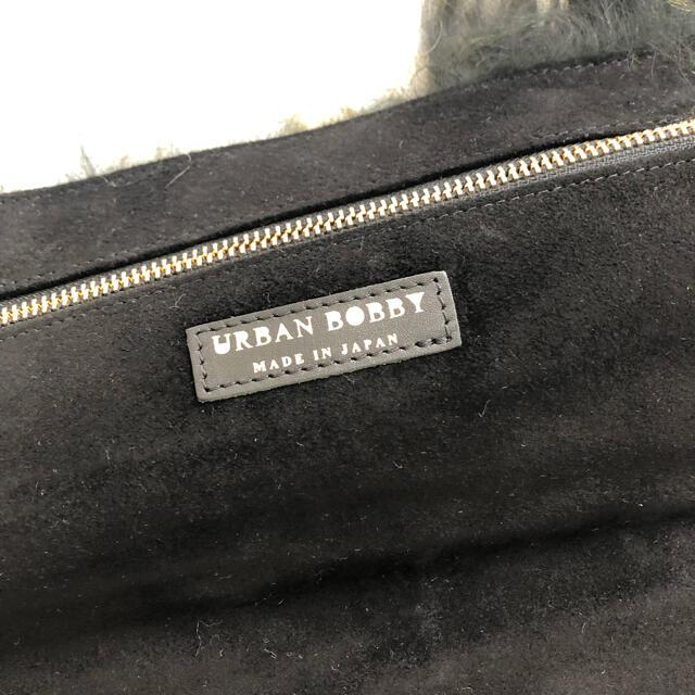 URBANBOBBY(アーバンボビー)のURBAN BOBBY アーバンボビー ファークラッチ レディースのバッグ(クラッチバッグ)の商品写真