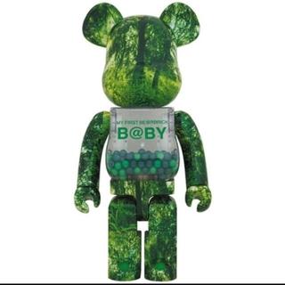 メディコムトイ(MEDICOM TOY)の BE@RBRICK MY FIRST B@BY × FOREST GREEN(その他)