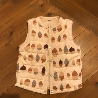 Design Tshirts Store graniph - グラニフ どんぐりベスト 110