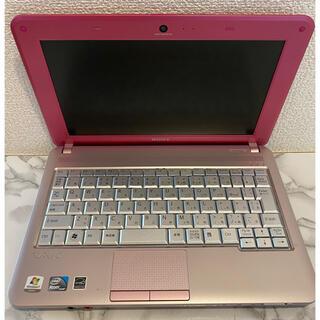 バイオ(VAIO)のVAIO PCG-21311N SONY ジャンク品(ノートPC)