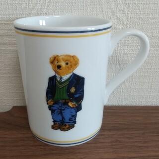 ポロラルフローレン(POLO RALPH LAUREN)のラルフローレンマグカップ新品未使用(グラス/カップ)